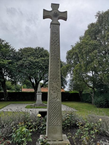 The Aberlady Cross